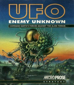 UFO Enemy Unknown Alien Box