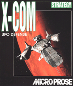 "X-COM Ufo Defense ""Interceptor"" Box"
